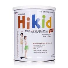 Sữa Hikid Dê 700G – Hikid Vị Vani – Socola- Tách béo Premium 600G