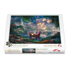 Tranh xếp hình 247 mảnh – Đêm hoa đăng