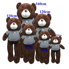 [MIỄN PHÍ SHIP] Gấu bông Teddy SIÊU TO SIÊU RẺ đủ size từ 1.6m 1.2m 1.1m 1m 70cm 55cm, ảnh thật dùng làm quà tặng bạn gái nhân dịp lễ, làm gối ôm, được đổi trả hàng thỏa mái nếu không đúng thông tin đăng bán
