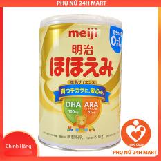 Sữa Meiji Nhật Bản 800g Cho Bé 0-1 tuổi, Sữa Nhật, Sữa Bột Cho Bé, Sữa Meiji Số 0, Sữa Tăng Cân Cho Bé, Sữa tăng Chiều Cao Cho bé