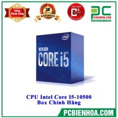 [Trả góp 0%]CPU Intel Core I5 10500 BOX CHÍNH HÃNG