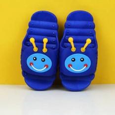 Dép Quai Ngang Sâu Con Đáng Yêu Cho Bé Trai Bé Gái – Dép Cho Bé – Shop Miho Shoes