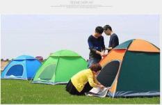 Lều du lịch tiện dụng cho cả gia đình