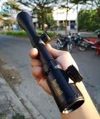 Ống Nhòm 1 Mắt Moge 3-9×40 EG Tầm Nhìn 100m Giá Rẻ