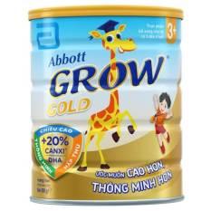 [CHÍNH HÃNG] Abbot Bột Grow Gold 3+ Loại 900g