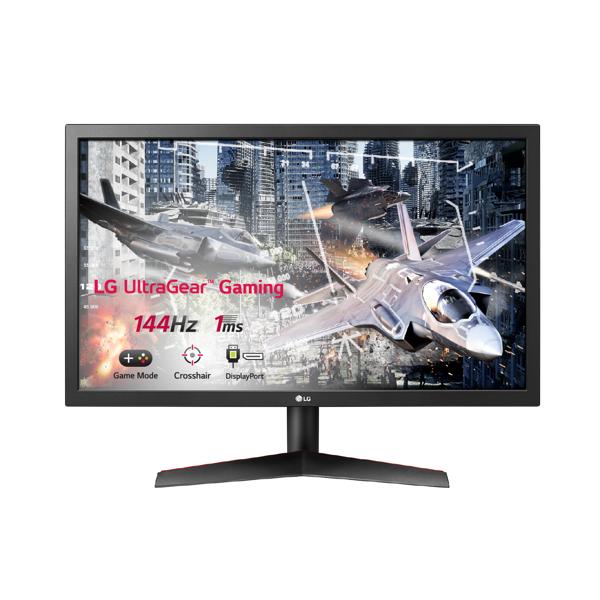 Màn Hình LG UltraGear 24GL600F-B 24 inch Full HD 1ms 144Hz Radeon FreeSync TN