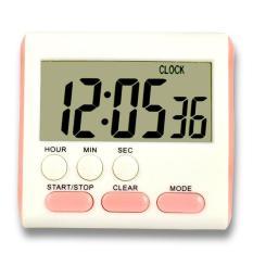 Đồng hồ bấm giờ đếm ngược thời gian điện tử mini V3 cao cấp 2020