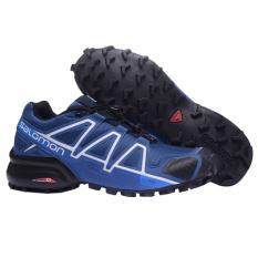 Giày chạy Salomon nam – Speed Cross 4 (2020) thích hợp đi Trek, đi Hiking, Trail,