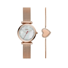 Đồng hồ Nữ Dây kim loại FOSSIL ES4867SET