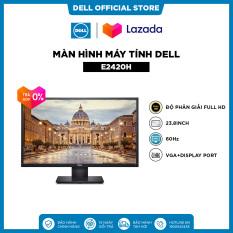 [TRẢ GÓP 0%] Màn Hình Máy Tính Dell E2420H | 23.8inch | FullHD | IPS | 60Hz | 8ms |VGA+Display Port