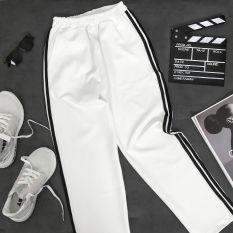 Quần line pants, JACK LANE, quần nam nữ Unisex dáng rộng Jack Lane