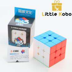 Rubik 3×3 Stickerless Moyu MeiLong 3 MFJS 3 Rubic 3 Tầng