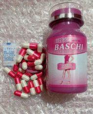 Viên giảm cân baschi hồng mạnh (40v hồng trắng)