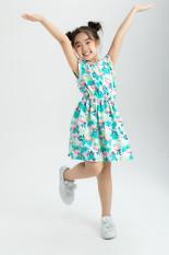 Đầm bé gái họa tiết IVY moda MS 42G1253