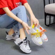 Giày thể thao nữ BLAI – giày nữ giày sneaker nữ giày nữ sneaker giày dép nữ màu trắng đen vàng cam chất siêu đẹp thời trang hàn quốc giá rẻ đế giày tăng chiều cao giày đi học giày công sở giày học sinh giày bts giày hot giày pro