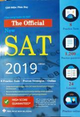Cẩm nang Luyện thi SAT – The Official New SAT