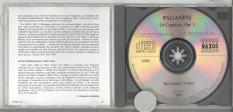 stereomate – Đĩa nhạc – CD gốc: Paganini – 24 Caprices