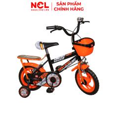 Xe Đạp Trẻ Em Nhựa Chợ Lớn 12 inch K108 Dành Cho Bé Từ 2 – 3 Tuổi – M1829-X2B