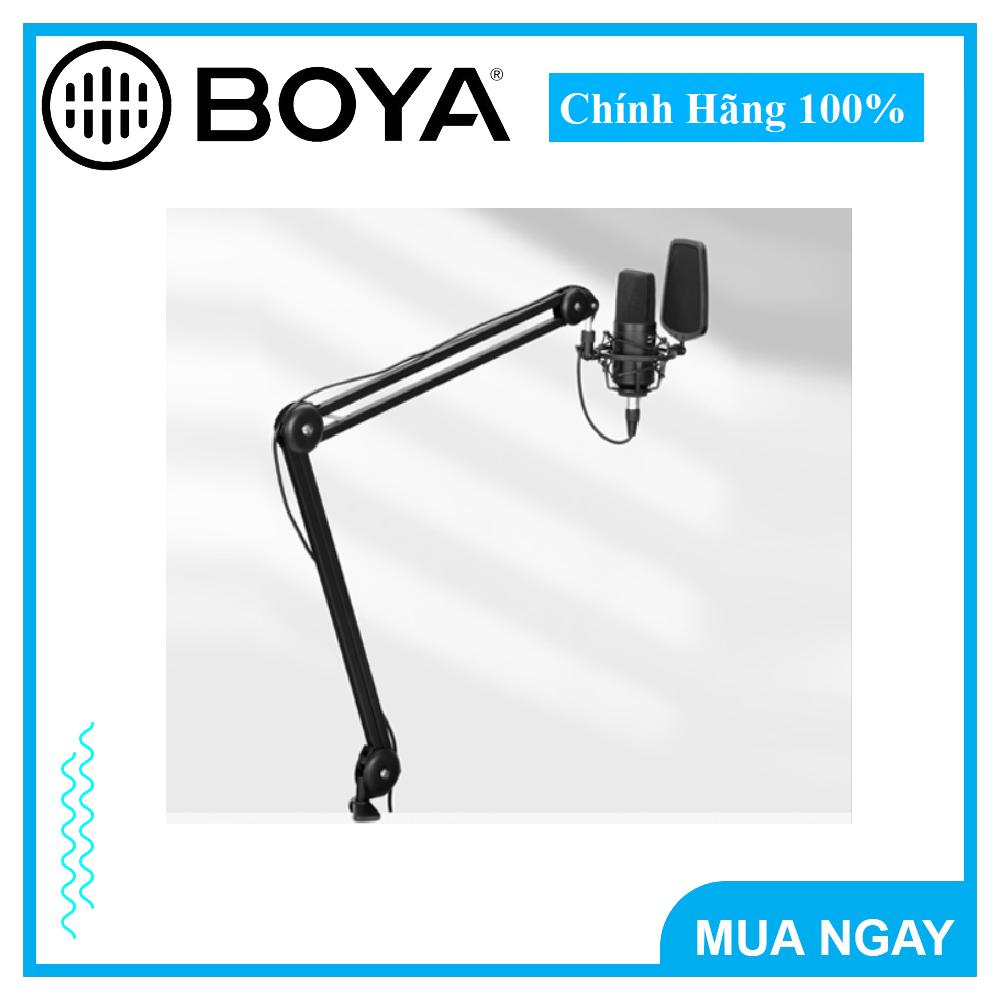 BOYA BY-BA20 – Giá treo mic dành cho mic thu âm BOYA BY-PM500/PM700/PM700SP/M800/M1000