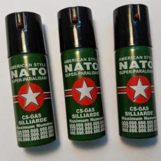 Xịt cay NATO ban đêm – Loại xịn – SIÊU CAY 110ml