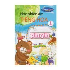 Học Phiên Âm Tiếng Hoa (Tập 1) – 8935072866785