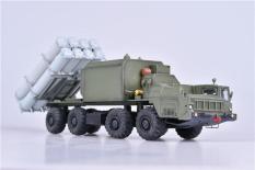 Mô hình tổ hợp phong thủ bờ biển BAL-E Kh-35 MAZ tỉ lệ 1:72