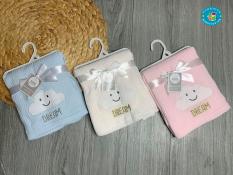 Chăn lưới Bebe Comfort thoáng khí cho bé sơ sinh 0-5 tuổi dùng tất cả các mùa trong năm