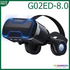 Kính thực tế ảo 3D Vr Shinecon G02ed 8.0