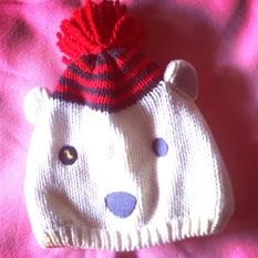 Mũ len trẻ e