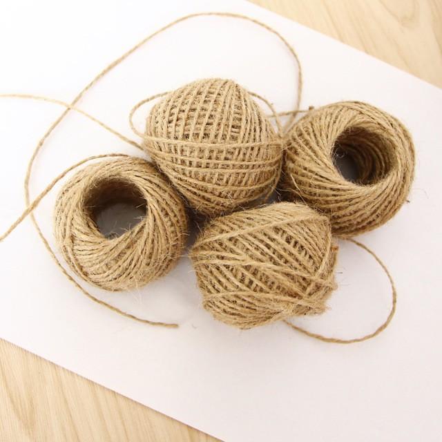 Cuộn 30 mét dây thừng - dây dừa trang trí Handmade