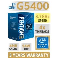 Bộ vi xử lý Intel Pentium G5400 3.7GHz