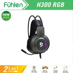 Tai nghe gaming Fuhlen H300