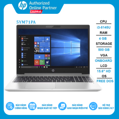 Laptop HP ProBook 450 G6 5YM71PA i3-8145U | 4GB | 500GB | Intel UHD Graphics | 15.6″ HD | DOS