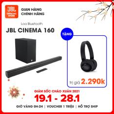 Loa Bluetooth JBL CINEMA SB160 | Nhiều chuẩn kết nối | Công suất 220W | HÀNG CHÍNH HÃNG
