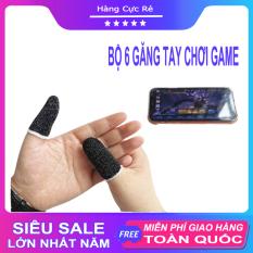 Bộ 6 bao tay chơi gamer điện thoại, gồm 3 cặp găng tay chơi game, ff, pubg, liên quân mobile, chống ra mồ hôi tay, tăng độ nhạy – Shop Hàng Cực Rẻ