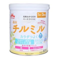 Sữa Morinaga Nhật Bản 820g Cho Trẻ 1-3 tuổi (HSD T8 2021)