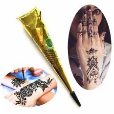 Mực vẽ henna màu đen
