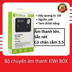 Bộ chuyển âm thanh KIWI BOX TV 4K quang optical sang audio AV ra amply KA-02 bộ chuyển đổi âm thanh bộ chuyển đổi âm thanh optical bộ chuyển đổi âm thanh optical cáp optical bộ chuyển quang kiwi bộ chuyển đổi âm thanh quang học