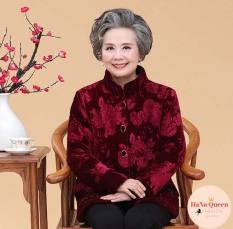 Áo khoác dành cho người già, Áo ấm cho bà