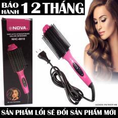 Lược điện uốn tóc Nova NHC 8810 đa chức năng loại tốt