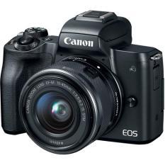 Máy ảnh Canon EOS M50 kit 15-45mm STM – Chính hãng – Tặng thẻ 16GB + túi