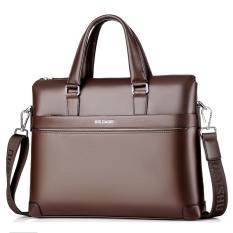 Túi xách cặp da đựng laptop T03 38x28x6cm (Nâu, Đen) bảo hành da 12 tháng