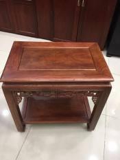Ghế đôn chữ nhật, cao 80cm, mặt đôn 40x60cm, thích hợp kê vật dụng trang trí trong nhà
