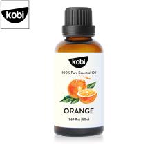 Tinh dầu cam ngọt Kobi nguyên chất dùng với máy khuếch tán, đèn xông tinh dầu, giúp thơm phòng, khử mùi
