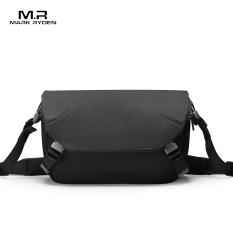 Túi đeo chéo nam form messenger làm từ chất liệu chống thấm nước kiểu dáng đơn giản Mark Ryden