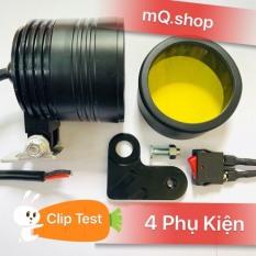 Đèn pha Led trợ sáng L4-CYT mQ.shop Xem Clip