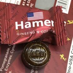 Kẹo Sâm Hamer Mỹ Hộp 4 Viên Hỗ Trợ Tốt Cho Việc Tăng Cường Testosterol, Tăng Cường Sinh Lý Phái Mạnh