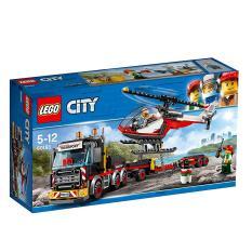 Bộ lắp ráp Đầu Kéo Container – LEGO City 60183 (310 Chi Tiết)