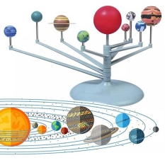 Bộ Mô Hình hệ mặt trời vũ trụ 3D giáo dục cho bé