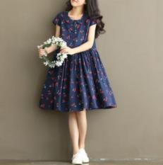 Đầm Bầu Cherry Siêu Xinh